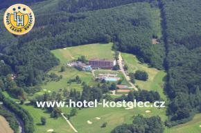 Hotel Lázně Zlín - Kostelec - Zlín