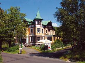 Hotel Švýcarský dům - Jílové