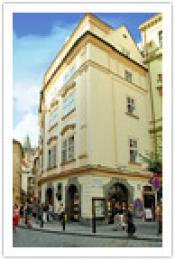Accommodation Rio - Praha