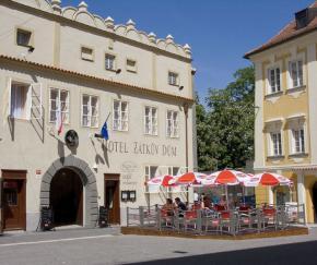 Hotel Zátkův dům - České Budějovice