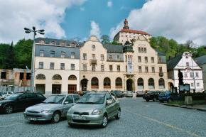 Hotel U Beránka - Náchod
