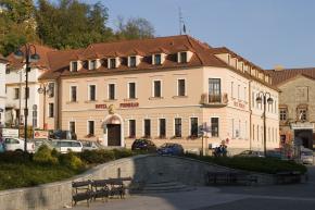 Hotel Podhrad**** - Hluboká nad Vltavou