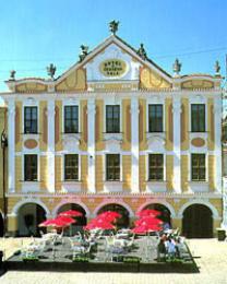 Hotel Černý orel  - Telč