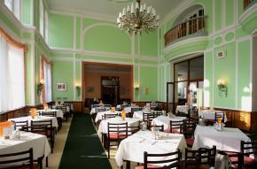 Ostrava - Dining room - Lázně Libverda