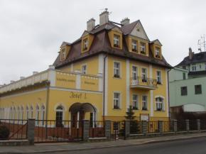 Spa pension JOSEF - Františkovy Lázně
