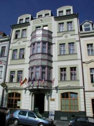 EuroAgentur Hotel Derby - Karlovy Vary