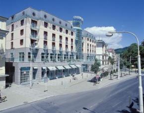 EuroAgentur Hotel Cristal Palace - Mariánské Lázně