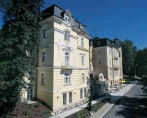 EuroAgentur Hotel San Remo - Mariánské Lázně