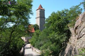Zvíkov Chateau