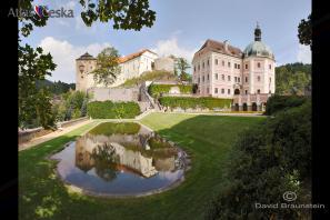 Bečov nad Teplou Chateau