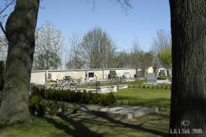 Uhříněvský hřbitov