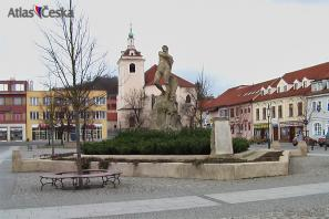 Pomník padlým