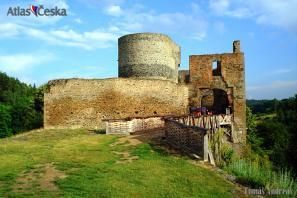 Zřícenina hradu Krakovec