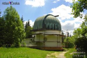 Kleť Planetarium