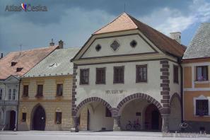 Muzeum Schwarzenberského plavebního kanálu ve Chvalšinách - Chvalšiny 124
