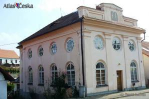 Divišov Synagogue