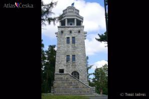 Kudlich Observation Tower na Strážišti
