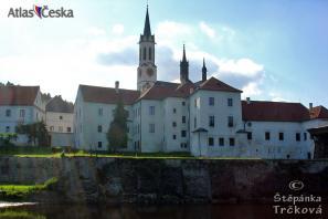 Cistercian monastery in Vyšší Brod