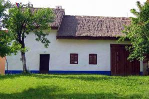 Farming house in Vlčnov
