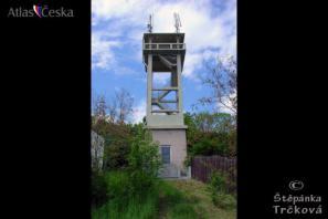 Městská hora in Beroun Observation Tower