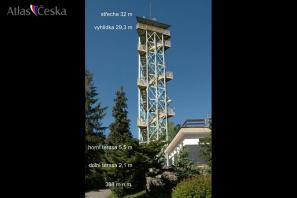 Svatý Kopeček Observation Tower