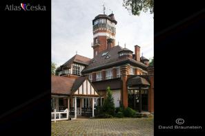 Doubovská hora Observation Tower