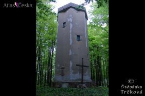 Zeměměřičská věž Vysoký Kamýk