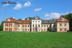 Zámek Dolní Lukavice