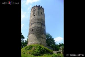Zřícenina hradu Šelmberk