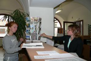 Turistické informační centrum Vyškov