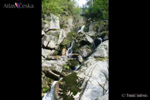 Vodopády Velkého Štolpichu