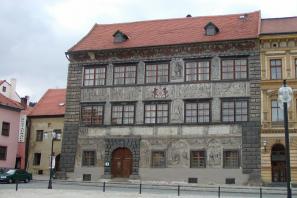 Infocentrum Prachatice