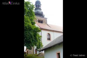 Kostel sv. Petra a Pavla - Svojšín