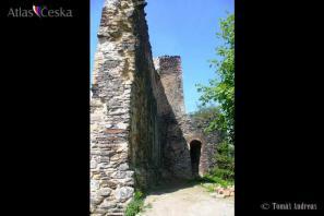 Zřícenina hradu Krasíkov