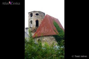 Zřícenina kostela sv. Mikuláše - Šitboř