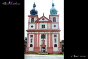 Klášter Křížovníků - Chlum sv. Máří