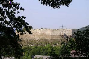 Zřícenina hradu Lanšperk