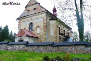 Kostel sv. Máří Magdalény - Kamenná Horka