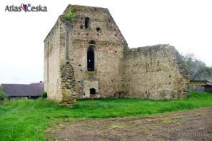 Zřícenina kláštera Koruna Panny Marie - Krasíkov