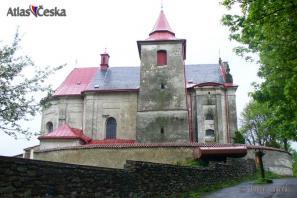 Kostel sv. Michaela archanděla - Krouna