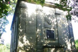 Barokní kaple Loreta u Podhradí
