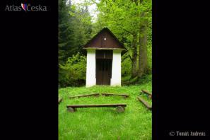 Zřícenina kaple sv. Víta - Pohledy
