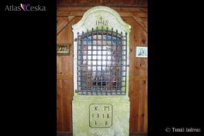 Resenuerova kaple - Nová Pec