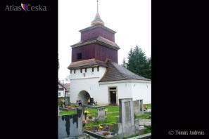 Zvonice Semanín