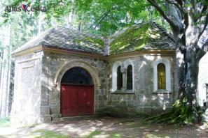 Kaple Maria am Stein - Vyšší Brod