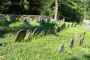 Židovský hřbitov Dub u Prachatic