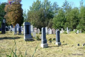 Židovský hřbitov Hořepník
