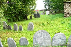 Židovský hřbitov Janovice nad Úhlavou