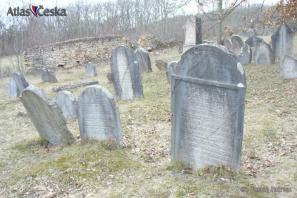 Židovský hřbitov Mořina
