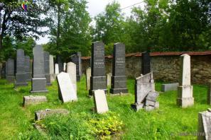 Židovský hřbitov Nová Bystřice